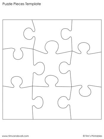 een puzzel maken
